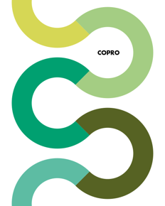 COPRO annual report 2014 cover