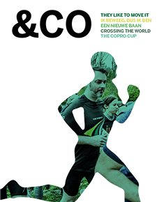 &CO Magazine 2017 cover